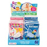 Educational Insights Playfoam Greeting Cards Party Pack (20 Cards, 4 of Each Card)