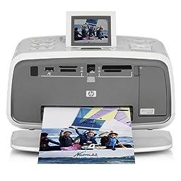 HP Photosmart A716 Compact Photo Printer