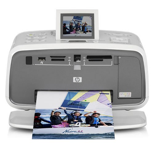 HP Photosmart A716 Compact Photo Printer by HP