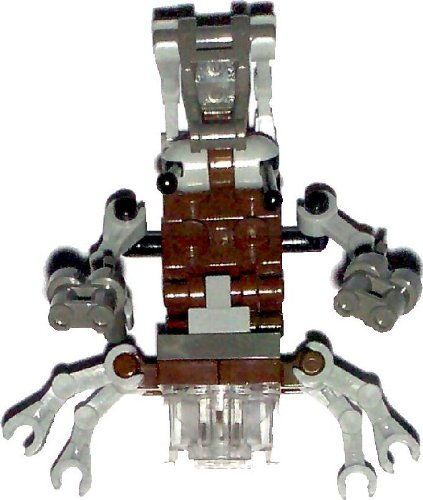 Lego Star Wars Destroyer Droid - Star Wars Lego Minifigure Droideka Destroyer Droid (Unassembled) From Set 7203 and 7163