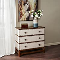 Richmond 3 Drawer Chest Linen See below