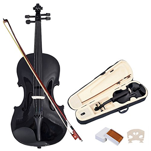 4-4-full-size-natural-acoustic-violin-fiddle-with-case-bow-black-the-fingerboard-tailpiece-pegs-and-