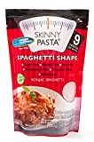 Kyпить Skinny Pasta Spaghetti Shape 9.52 oz (6 Pack) - The Only Odor Free 100% Konjac Noodle - Pasta Weight loss - Low Calorie Food - Healthy Diet Pasta на Amazon.com