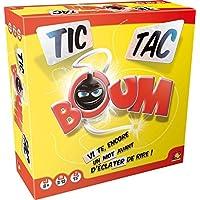 Asmodee TTB01S - Tic Tac Boum - Jeu d'Ambiance