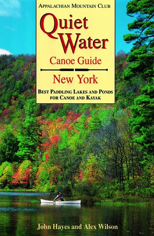 Quiet Water Canoe Guide: New - In George Ny Lake Shopping
