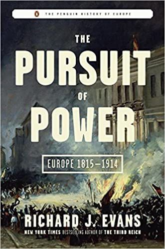 Image result for evans pursuit of power