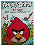 Angry Birds 96 Page Coloring & Activity Book