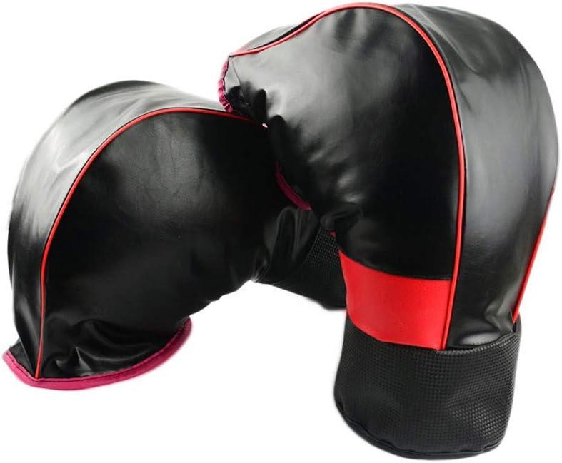 Hiver r/ésistant au Froid imperm/éable /épais Gants de Couverture Thermique Plus Chaud avec Cordon de Fermeture Folconauto Gants de Manchon de Guidon de Moto