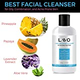 Best Glycolic Acid Face Cleanser for Oily and Acne...