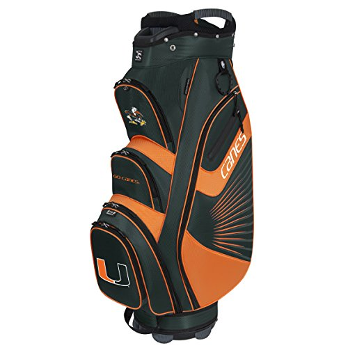Miami Hurricanes The Bucket II Cooler Cart Bag