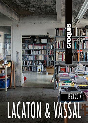 LACATON & VASSAL 1993 / 2017 Tapa dura – 10 nov 2017 Publicación de Arquitectura Construcción y Diseño S.L. EL CROQUIS JAIME BENYEI