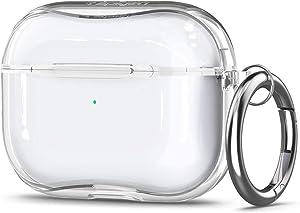 Spigen Ultra Hybrid Designed for Apple Airpods Pro Case (2019) - Crystal Clear