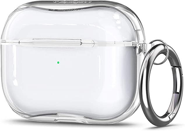 Spigen Ultra Hybrid Schutzhülle Entwickelt Für Apple Airpods Pro Hülle 2019 Klar Elektronik