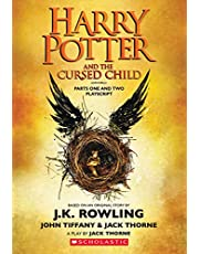 Harry Potter & the Cursed Child Parts I & II: The Official Playscript of the Original West End Production