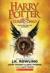It was always difficult being Harry Potter and it isn't much easier now that he is an overworked employee of the Ministry of Magic, a husband, and father of three school-age children.While Harry grapples with a past that refuses to sta...