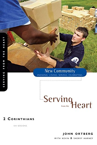 Read Online 2 Corinthians: Serving from the Heart (New Community Bible Study Series) ebook