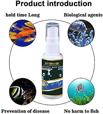 Bleu-Moo Purificador de Crecimiento de Algas Aqua Life: Amazon.es: Jardín