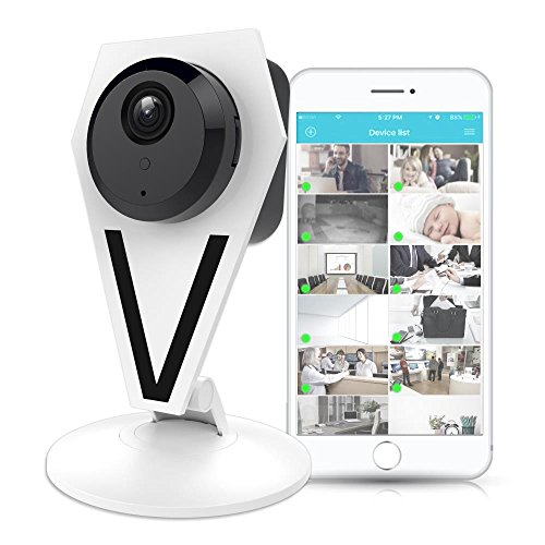 Mini Indoor Wireless Camera Surveillance