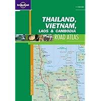 Thailand, Vietnam, Laos and Cambodia (Lonely Planet Road Atlas)
