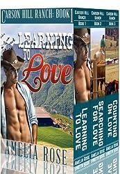 Carson Hill Ranch Box Set - Books 1-3 (Contemporary Cowboy Romance)