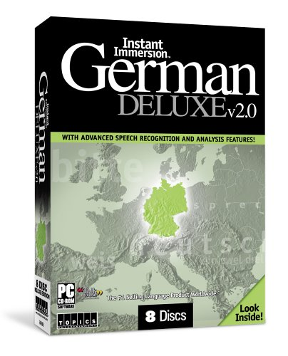 Instant Immersion German Deluxe v2.0 [Old Version]