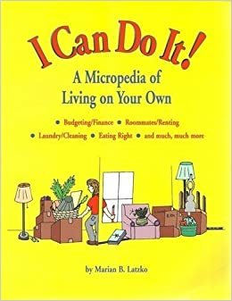 I Can Do It: A Micropedia/Living/Own by Marian Latzko (2002-05-02)