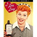 I Love Lucy: The Ultimate Season 1 [Blu-ray]