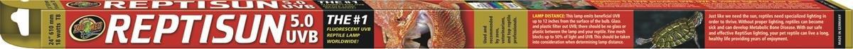 Zoo Med fs-c5Repti Sun 5.0UVB, 61cm, 18Watt FS24