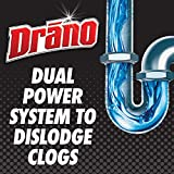 Drano Gel Drain Clog Remover and Cleaner 16oz and