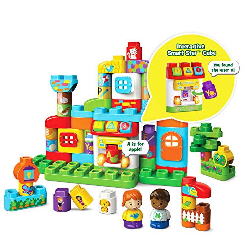 LeapFrog ABC Smart House Interactive Learning Blocks