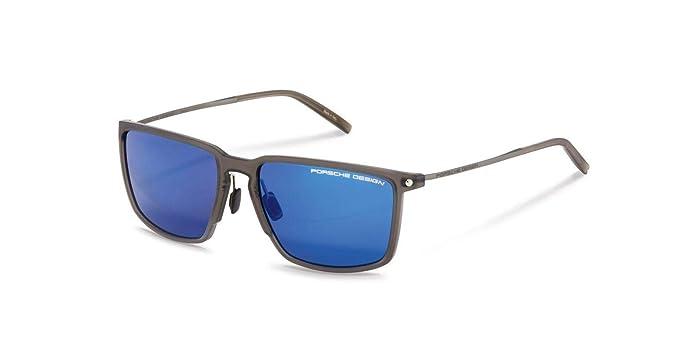 Amazon.com: Auténtico Porsche Design P 8661 D - Gafas de sol ...