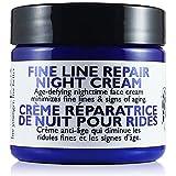Carapex Fine Line Repair Night Cream, Fragrance Free For Sensitive Skin, Dry Skin, Combination Skin, Natural Anti Wrinkle Face Cream with Antioxidants, Vitamin E, Aloe, Shea Butter, Paraben Free, 2oz 60ml