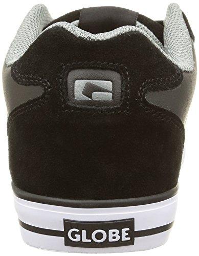 Globe Encore-2, Zapatillas de deporte Unisex Negro (Black/Cork/Grey)