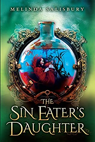 book cover of The Sin Eater\'s Daughter