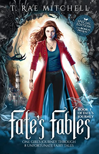 Book: Fate's Fables (Fate's Journey) by T. Rae Mitchell