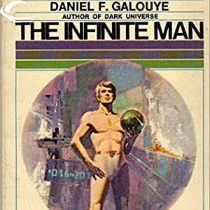 The Infinite Man Audiobook