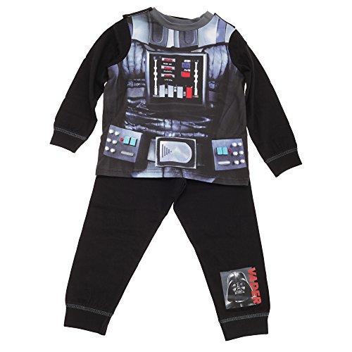 Star Wars - Ensemble pyjama Dark Vador - Garçon Noir