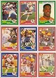 Tampa Bay Buccaneers 1989 Score (Premier Edition) Football Team Set**Vinny Testaverde, Bruce Hill, Broderick Thomas (RC), Ron Holmes, Paul Gruber, Ron Hall, James Wilder, Mark Carrier, Randy Grimes**