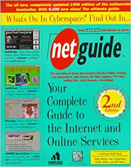 Book Net Guide Encyclopedia: Your Encyclopedia to the Services, Information and Entertainment on the Electronic Highway