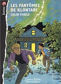 Les Fantômes de Klontarf par Colin Thiele