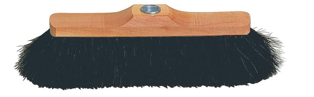 Floor Brush Head, Household Broom Broom with Horsehair Bürstenhaus Redecker 120629