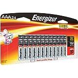 EnergizerMax Premium AAA Batteries, Alkaline Triple A Battery (24 Count) E92BP-24