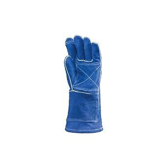 Guantes de soldador renforcés kervlar Eurotechnique 2636 (Lot de 12 pares de guantes)
