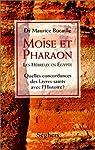 Moïse et pharaon par Bucaille