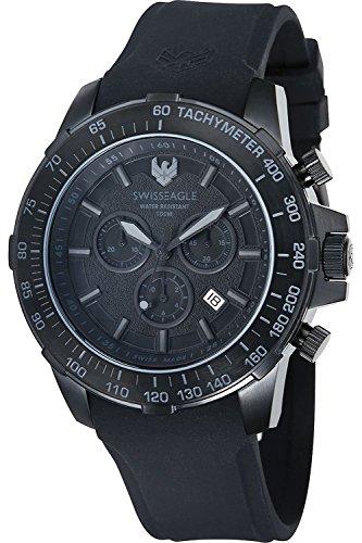 Swiss Eagle Herzog SE-9065-06 - Men's Watch