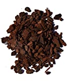 Deep Jungle Terrarium Bark 1/4 inch to 3/8 inch - 40 liters Terrarium Substrate / Reptile Bedding and Growing Orchids