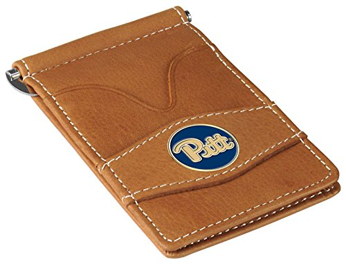 NCAA Pittsburgh Panthers - Players Wallet - Tan