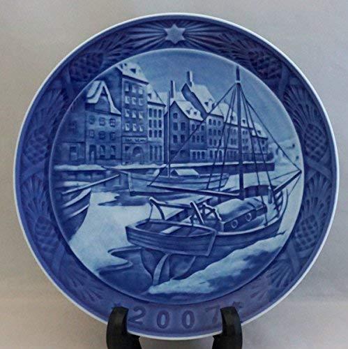 Royal Copenhagen (Royal Copenhagen) Year plate 2007 ( 2007 )