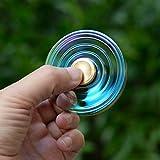 Fidget Spinner for Kids & Adults, BEST Rainbow Hand