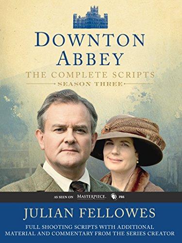 (Downton Abbey Script Book Season 3 )
